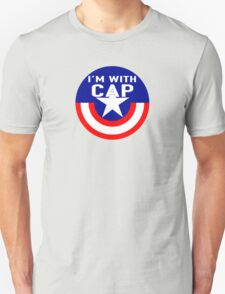 I'm With CAP Unisex T-Shirt