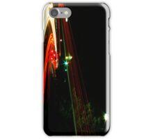 Rushing Lights iPhone Case/Skin