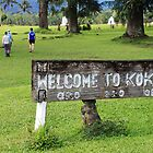 Welcome to Kokoda by BenClarkImagery