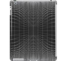 Minimal void iPad Case/Skin