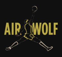 Air Wolf by AJ Paglia