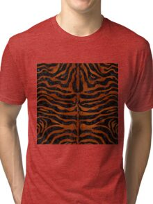 SKN2 BK MARBLE BURL Tri-blend T-Shirt