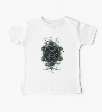 Sacred Geometry for your daily life Baby Tee