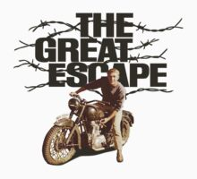 The Great Escape Baby Tee