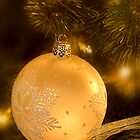 Golden Christmas by Doreen Erhardt