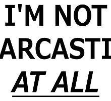 sarcastic by alexandra552