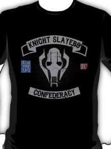 Knight Slayers Confederacy T-Shirt