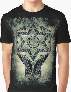 Sacred Geometry for your daily life- SRI YANTRA Graphic T-Shirt