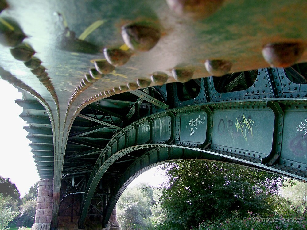 Under The Bridge by vampyre-prince