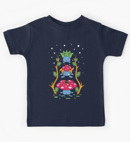 Kanto Forest Kids Tee