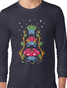 Kanto Forest Long Sleeve T-Shirt