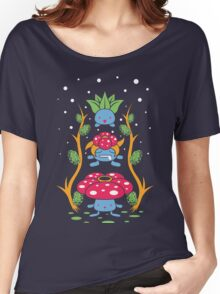 Kanto Forest Women's Relaxed Fit T-Shirt