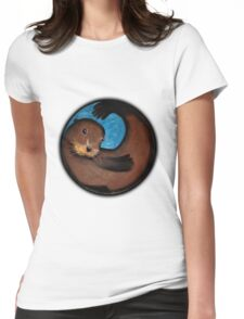 Bucket 'O' Sea Lion Womens Fitted T-Shirt