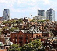 Beacon Hill Neighborhood ~ Boston by SummerJade