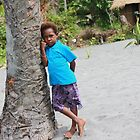 Shy Boy,  New Guinea  by BenClarkImagery