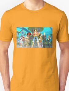 one piece 0 T-Shirt