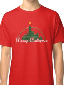 Merriest Christmas on earth Classic T-Shirt