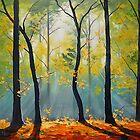 Forest Backlight by Graham Gercken