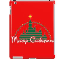 Merriest Christmas on earth iPad Case/Skin