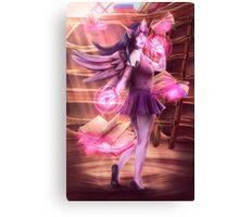 Pony Magic Canvas Print