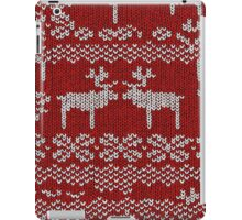 Reindeer Christmas Jumper iPad Case/Skin