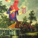 Leaving the Fair by David Irvine