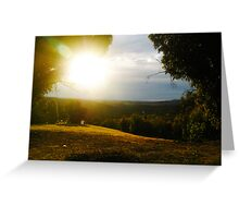 Country Property Greeting Card