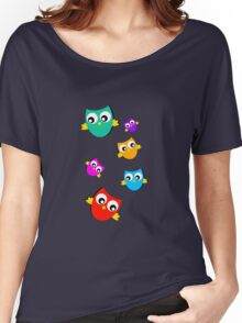 Owls # 3 Women's Relaxed Fit T-Shirt