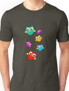 Owls # 3 Unisex T-Shirt