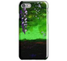 Literal Wisteria Lane iPhone Case/Skin
