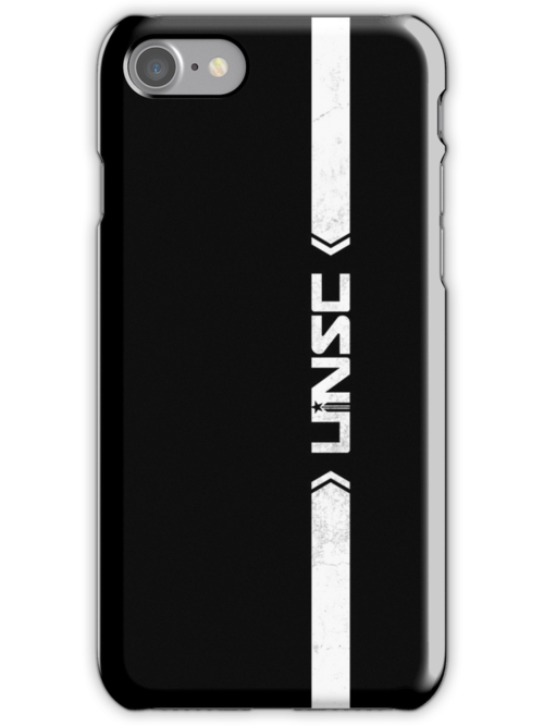 UNSC Vertical Black Reversed by Cow41087