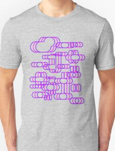 Electronic Clouds T-Shirt