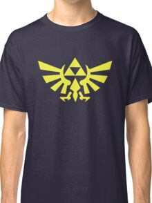 Zelda - Triforce (Yellow) Classic T-Shirt