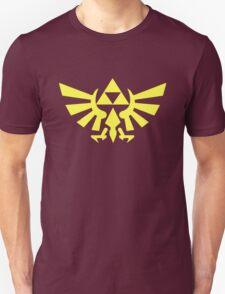 Zelda - Triforce (Yellow) T-Shirt