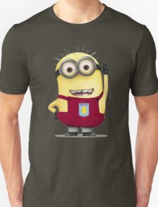 ASTON VILLA MINIONS Football Funny T-Shirt