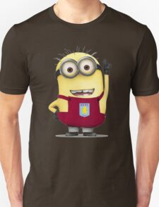 ASTON VILLA MINIONS Football Funny T-Shirt