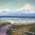 North Boomerang Beach by Terri Maddock