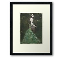 will not suffer liars Framed Print