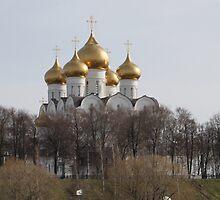 Golden temple  by pisarevg