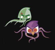 Squids 1 by mik3hunt