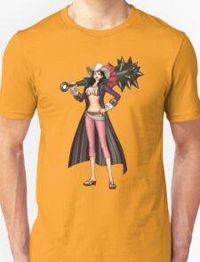 women piece T-Shirt