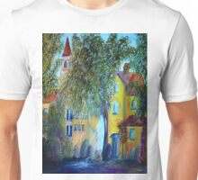 Morning in Tuscany Unisex T-Shirt