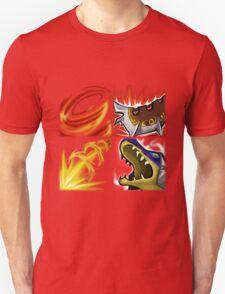 Renekton Ability Icons T-Shirt