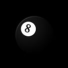 8 Ball by AjArt