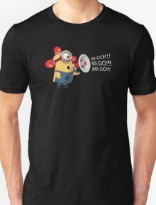 Bee Do Fireman Minion Funny T-Shirt