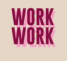 Work Werk Womens Fitted T-Shirt