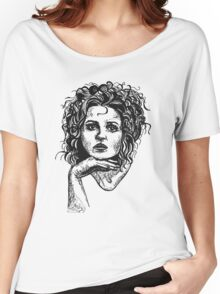 Icon: Helena Bonham Carter Women's Relaxed Fit T-Shirt