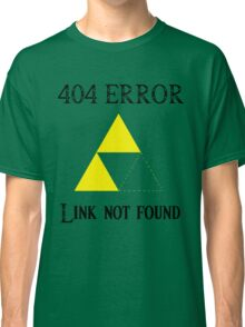 404 - Link not found (A) Classic T-Shirt