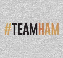 #TeamHam One Piece - Long Sleeve