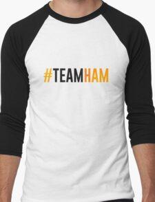 #TeamHam Men's Baseball ¾ T-Shirt